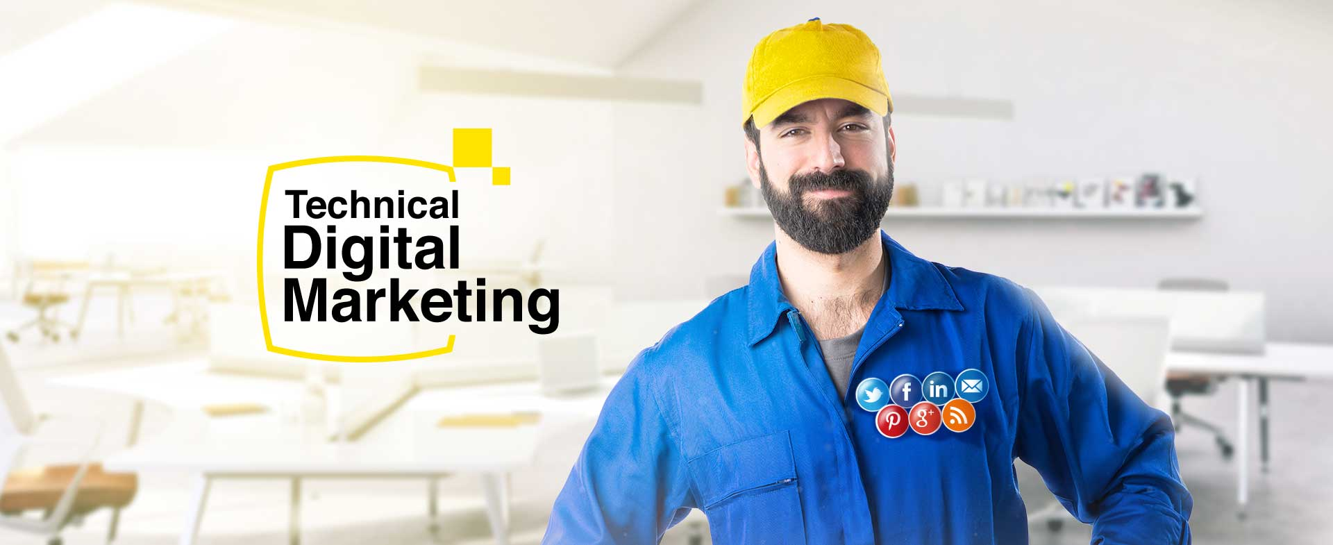 Technical digital marketing